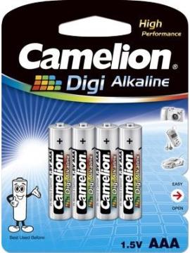 Pila Alcaline Camelion LR6 AA 4U.