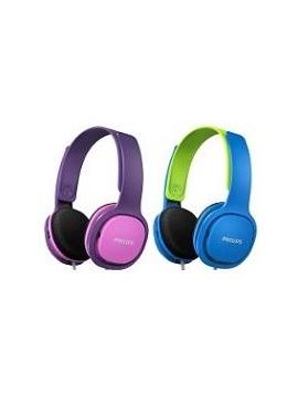 Auricular Philips Kids SHK2000BL