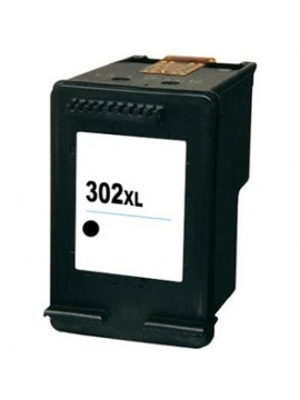 Tinta Compatible HP 302XL Negro