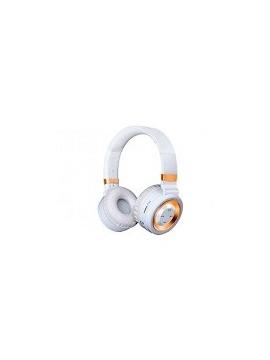 Auricular Bluetooth K3405  MicroSD/FM Blanco