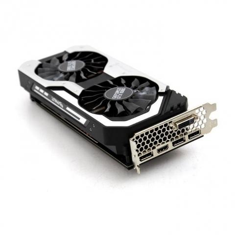VGA Geforce GTX 1060 PALIT 6 GB DDR5