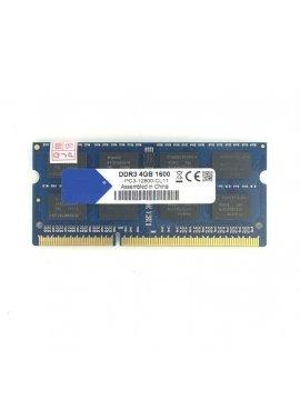 Memoria SODIMM 4Gb DDR3L 1600 PC3 12800