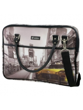 Bolsa Portatil Evitta 16 Trendy Laptop Bag Taxi