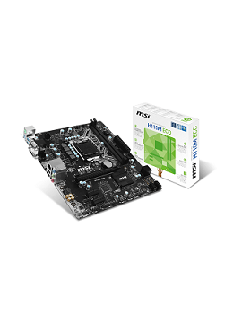 Placa Base MSI H110M ECO