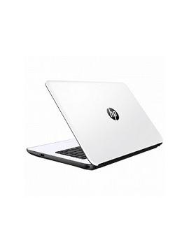 """Portatil HP 15-AY001NS INTEL N3060 1.6GHZ 4GB 500GB15,6"""" DVD-RW-W10 HOME 64B BLANCO"""