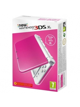 Nintendo New 3DS XL Rosa