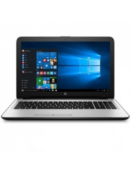 "Portatil HP 15-AY153NS - I5-7200U 2.5GHz - 8GB - 500GB -15,6"" DVDRW W10 HOME PLATA-BLANCO"