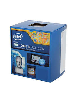 Cpu Intel Core 1150 I3 4130 (Usado)