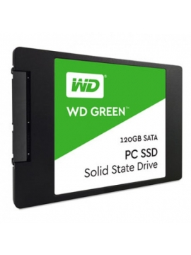 SSD 120GB SATA 3 WD Green