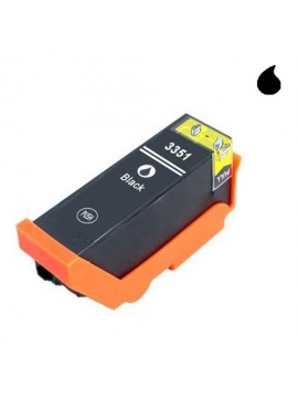 Tinta Epson Compatible T3351 Negro
