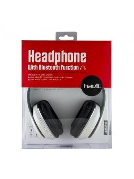Auricular havit Inhalambrico Bluetooth TF/FM/MP3