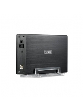 "CAJA HDD 3,5"" 3GO SATA+IDE USB2,0 WIN/MAC"