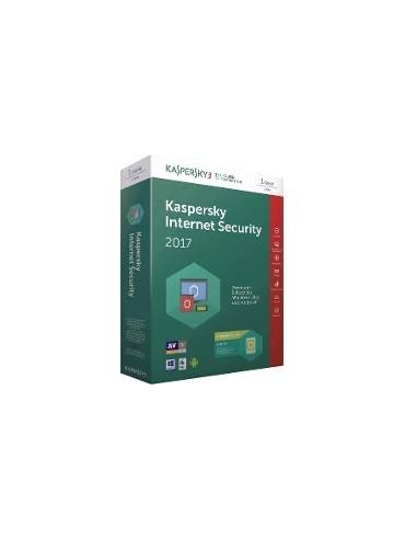 Antivirus Kaspersky 2017 3PC/1a