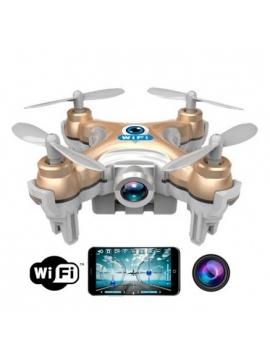 Cuadricóptero WiFi & Cámara FPV Smartphone