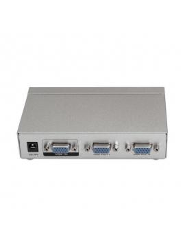 Splitter Multiplexor VGA Nanocable 10.25.002 1 entrada 2 salidas