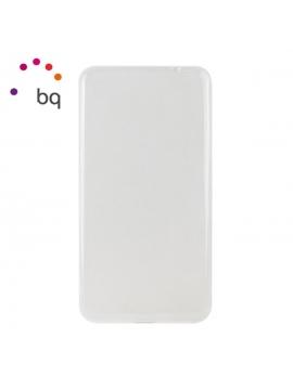 Funda BQ X5 Plus Compatible Silicona Transparente