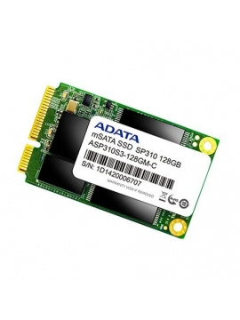 SSD 128GB mSATA Adata 6GB/S SP310