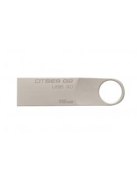 Pendrive 16Gb Kingston Datatraveler SE9 G2 USB 3,1/3,0/2,0