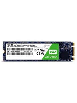 SSD M.2 SSD 120GB SATA3 WD Green
