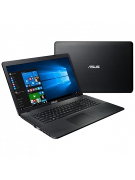 "Portatil ASUS X751SA-TY101T-INTEL N3060 1,6GHZ -4GB-500GB 17,3"" DVDRW/W10"