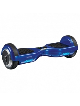 Monopatin Electrico Hoverboard Denver DBO-6500 BLUE MK2