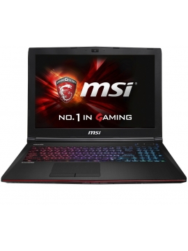 Portatil MSI GE62 7RE (APACHE PRO)-216XES