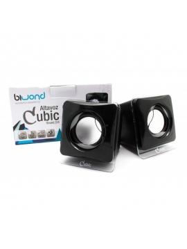 Altavoces 2.0 Biwond Cubic Sound