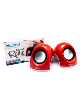 Altavoces 2.0 Biwond Rollic Sound