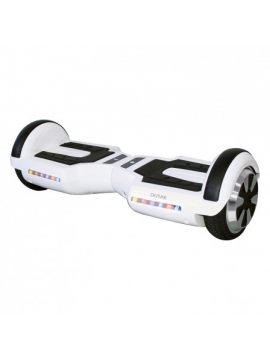 Monopatin Electrico Hoverboard Denver DBO-6502 Blanco