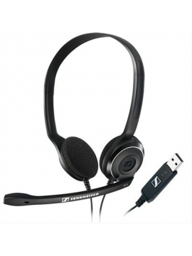 Auriculares SENNHEISER Pc 8 Chat Usb