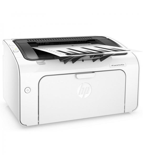 Impresora HP Laserjet Pro M12W Wifi