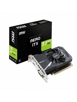 VGA MSI GeForce GT 1030 AERO ITX 2G OC 2GB GDDR5