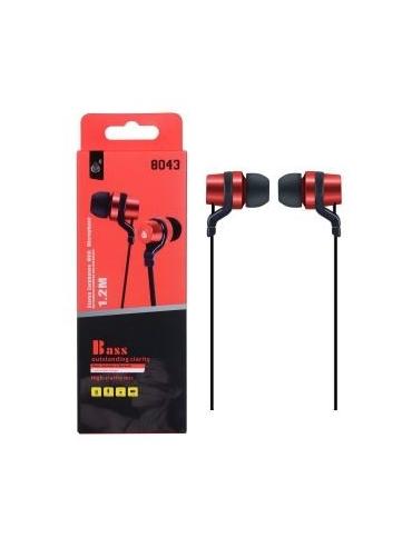 Auriculares con Microfono One+ 8043