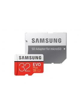 Micro Sdhc 32Gb Samsung Evo CLASE 10 95Mb/s