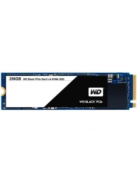 SSD M.2 256GB PCIE3 WD BLACK