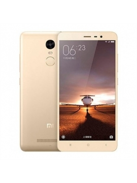 Xiaomi Móvil Redmi Note 4 3Gb 32Gb Dorado