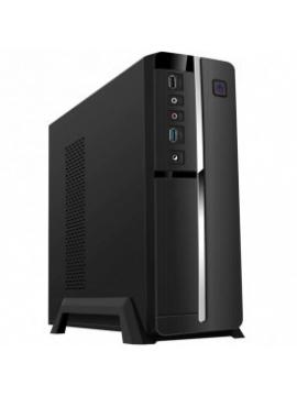 Caja TOOQ Mini ITX TQC-3005U3.Slim.500W,Usb 3,0 Negro
