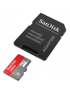 Micro SDHC Sandisk Ultra 32GB 80MB/S