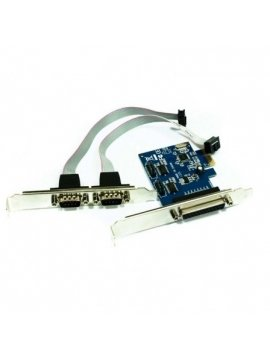 Tarjeta PCIE APPROX 1Puerto Paralelo 2 Serie