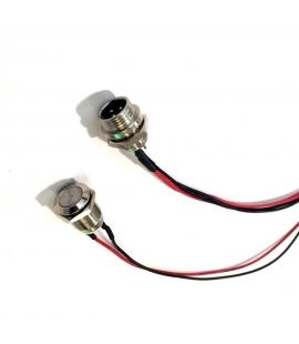 Conector De Carga Repuesto Monopatin El