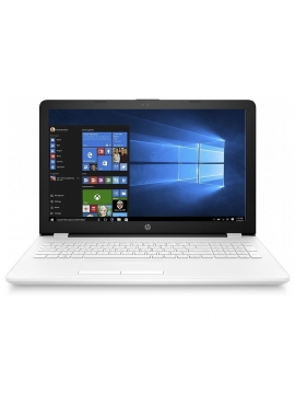 Portatil HP PORTÁTIL HP 15-BS033NS I3-6006U 4GB 1TB Blanco Win10