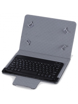 Funda Tablet 10,1 Universal Teclado Bluetooth 3GO