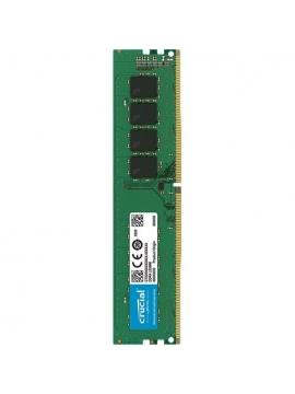 Memoria DDR4 Crucial 8GB DDR4 2400MHz