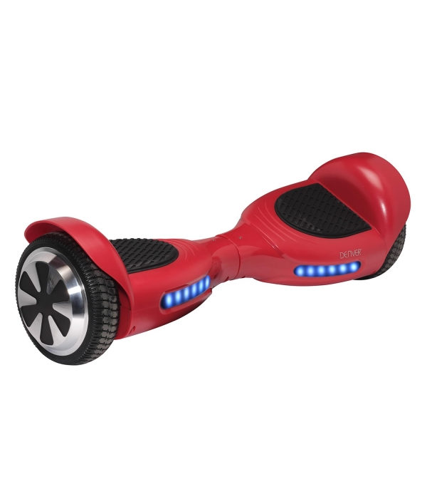 Monopatin Electrico Hoverboard Denver DBO-6530 RED