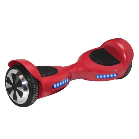 Monopatin Electrico Hoverboard Denver DBO-6530 RED