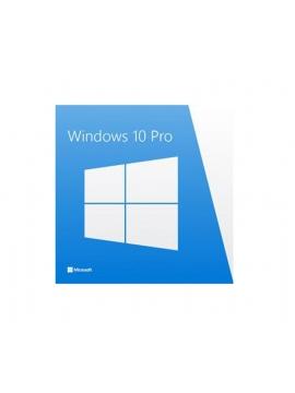 Microsoft Windows 10 Pro 64bits 1PK DSP OEI