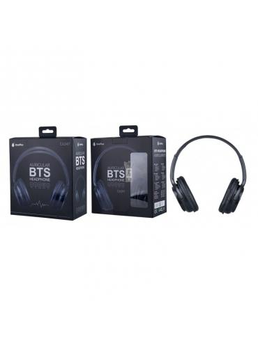 Auriculares Bluetooth Mars BTS Negro
