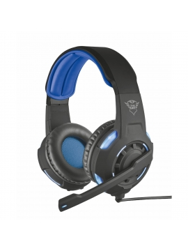 Auriculares Gaming Trust Gxt 350 Radius 7.1 Surround