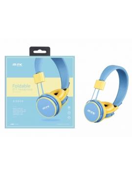 Auriculares MTK Bluetooth con Microfono