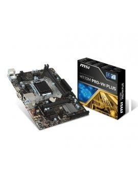 Placa Base MSI H110M PRO-VH Plus